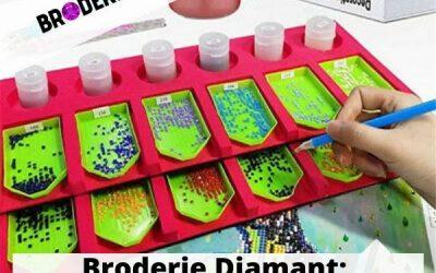 Broderie Diamant: Comment stocker les forets?